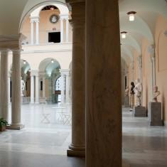 Museum Location: Sculpture Court