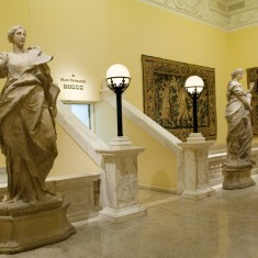 Museum Location: Upper Stair Hall