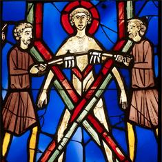 Medium: Stained & Painted Glass
